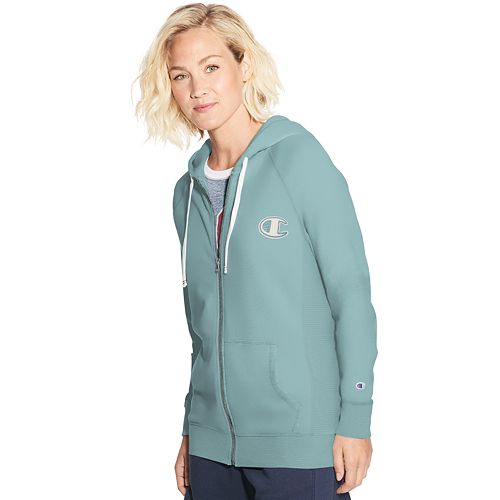 Women's Champion Heritage French Terry Zip Hoodie