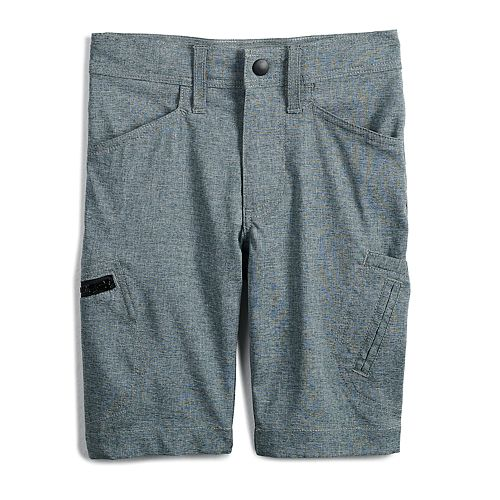 Boys 4-7x Lee Grafton Solid Shorts