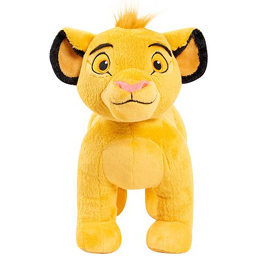 Disney's The Lion King Classic Large Simba Plush by Just Play