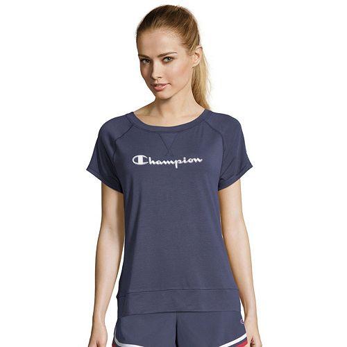 Women's Champion Phys Ed Graphic Tee