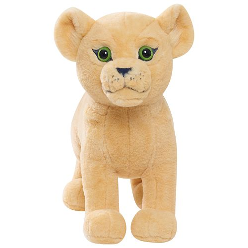 Disney's The Lion King Live Action Nala Large Plush with Sound by Just Play