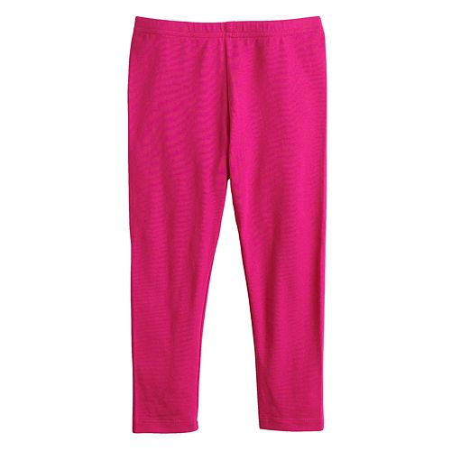 Girls 4-12 Jumping Beans® Long Solid Leggings