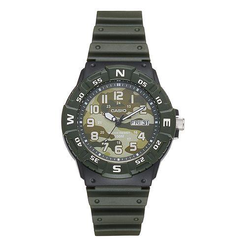 Casio Men's Camo Watch - MRW220HCM3OS