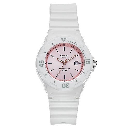 Casio Women's White Watch - LRW200H4E3OS