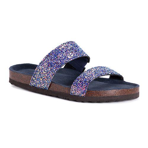 MUK LUKS Women's Deedee Sandals