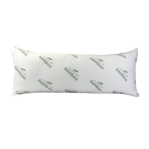 Essence of Bamboo Body Pillow