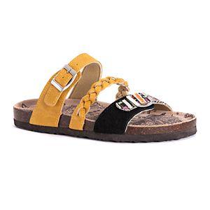 be05b61eab1 MUK LUKS Marla Women s Slide Sandals. (1). Regular
