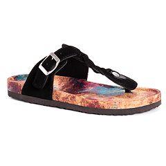 00728284bfb8 MUK LUKS Women s Marsha Sandals