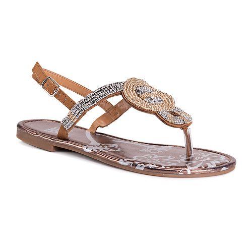 MUK LUKS Women's Celia Sandals
