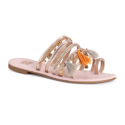 MUK LUKS Women's Hadlee Sandals