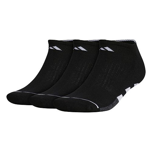 Men's adidas 3-pack Cushioned II No-Show Socks