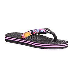3f143a9cb7acf6 MUK LUKS® Emma Women s Flip Flops