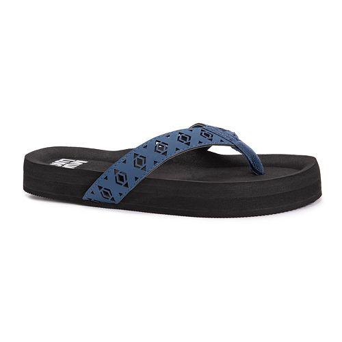 MUK LUKS® Brielle Women's Flip Flops