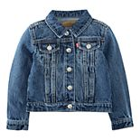Toddler Girl Levi's® Denim Jacket