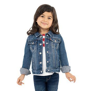 Toddler Girl Levi's® Denim Jacket