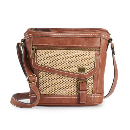 Concept Amherst Mesh Crossbody Bag