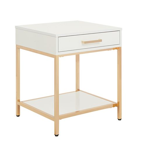 OSP Home Furnishings Alios End Table