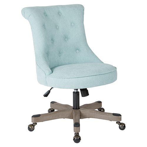 OSP Home Furnishings Hannah Tufted Office Chair