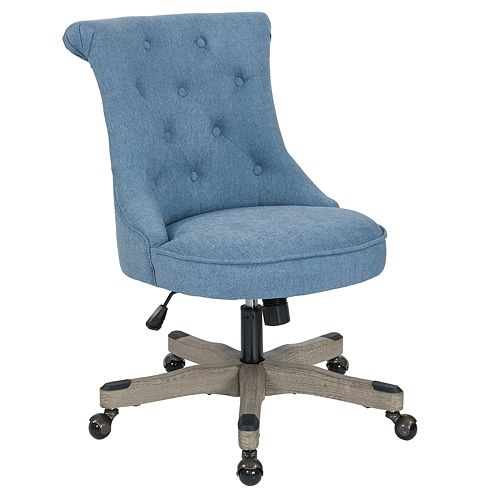 OSP Home Furnishings Hannah Tufted Office Chair