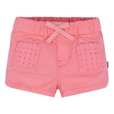 Baby Girl Levi's Lightweight Shorty Shorts