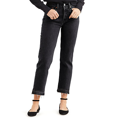 NEW! Women's Levi's® Wedgie Fit Straight-Leg High-Waisted Jeans
