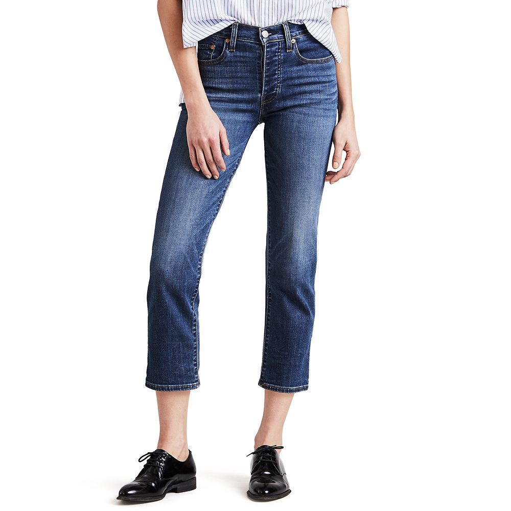 Women's Levi's® Wedgie Fit Straight-Leg High-Waisted Jeans
