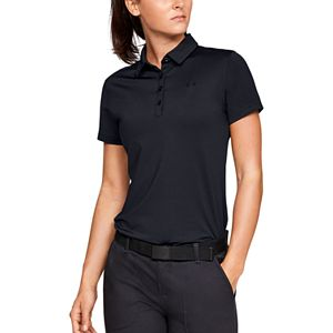 e4865393 Women's Under Armour Zinger Short Sleeve Golf Polo