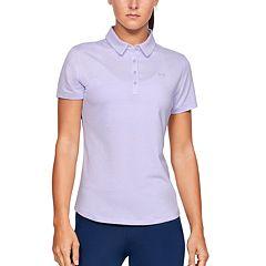 Women's Under Armour Zinger Short Sleeve Golf Polo