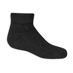Boys 8-20 Fruit of the Loom 6-Pack Breathable Ankle Quarter Socks