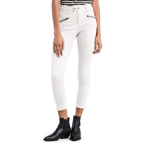 Women's Levi's® 721 Moto Midrise Skinny Ankle Jeans