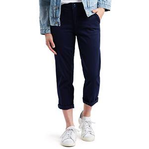 ebf21de7a0f NEW! Women's Levi's® Classic Crop Midrise Roll-Hem Jeans