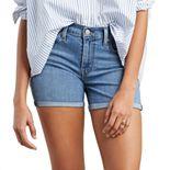 Women's Levi's® Mid-Length Midrise Jean Shorts