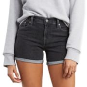 NEW! Women's Levi's® Mid-Length Midrise Jean Shorts