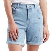 Women's Levi's® Global Classic Roll-Hem Jean Shorts