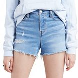 NEW! Women's Levi's® High Rise Jean Shorts