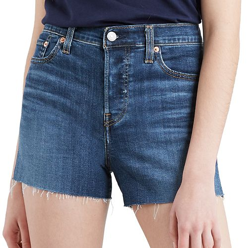 4312132c NEW! Women's Levi's® High Rise Jean Shorts