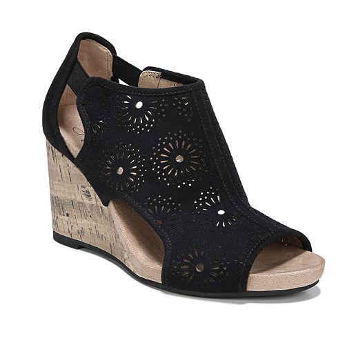 LifeStride Hinx Women's Ankle Strap Sandals