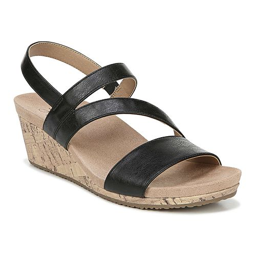 ace9bb81b8 LifeStride Milly Women's Wedge Sandals