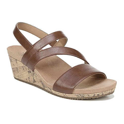 LifeStride Milly Women's Wedge Sandals