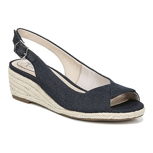 LifeStride Socialite Women's Wedge Sandals