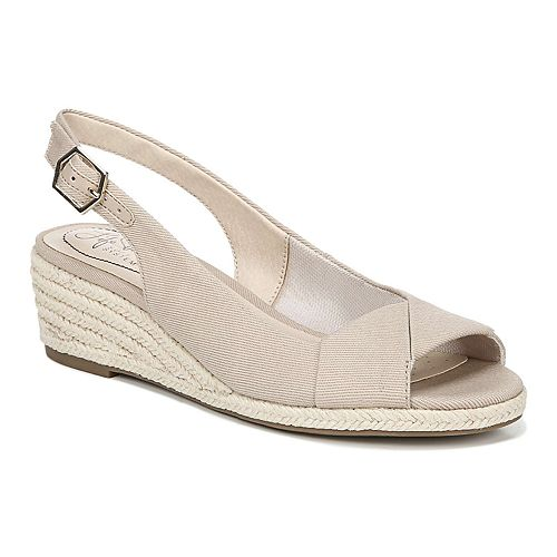 LifeStride Socialite Women's Wedge Sandals