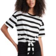 NEW! Women's Levi's® Tie-Front Tee