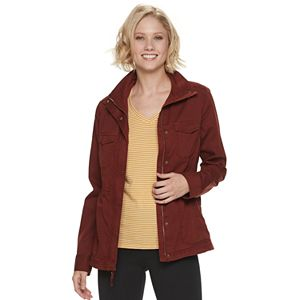Petite Sonoma Goods For Life® Utility Jacket