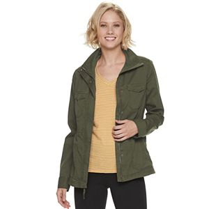 Petite SONOMA Goods for Life® Utility Jacket