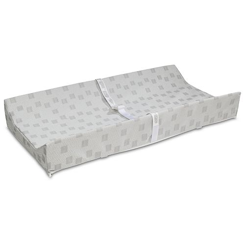 Beautyrest Kids Platinum Contoured Changing Pad