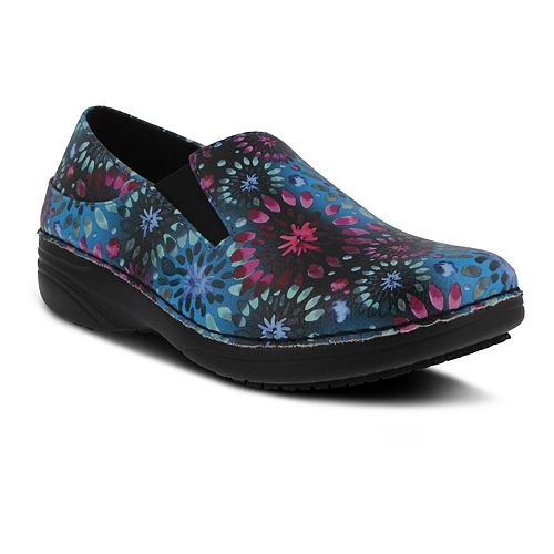 Spring Step Professional Ferrara-Avatar Women's Work Clogs