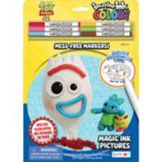 Disney / Pixar Toy Story 4 Imagine Ink Colorpad