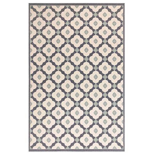 Liora Manne Riviera Modern Tile Indoor Outdoor Rug