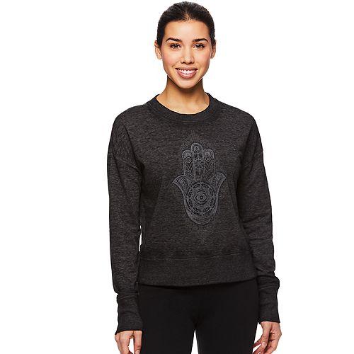 Women's Gaiam Katya Yoga Graphic Sweatshirt