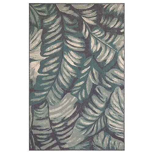 Liora Manne Riviera Palm Indoor Outdoor Rug